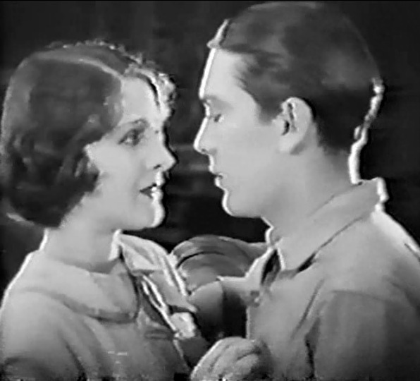 Norma Shearer and Jack Pickford in Waking Up the Town 1925 15b