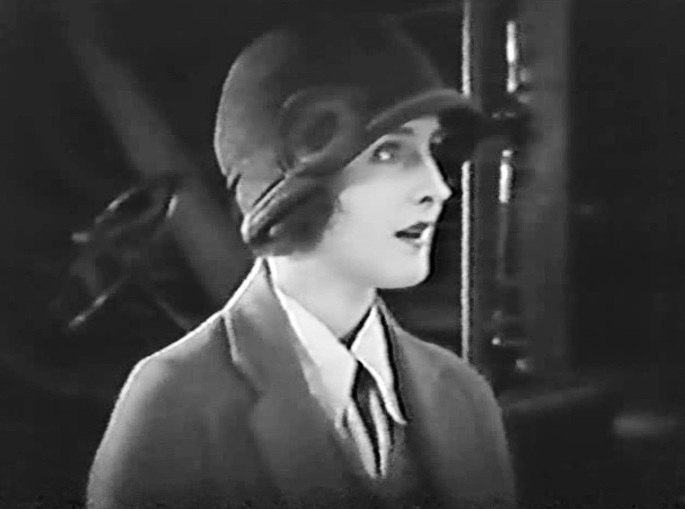 Norma Shearer in Waking Up the Town 1925 36
