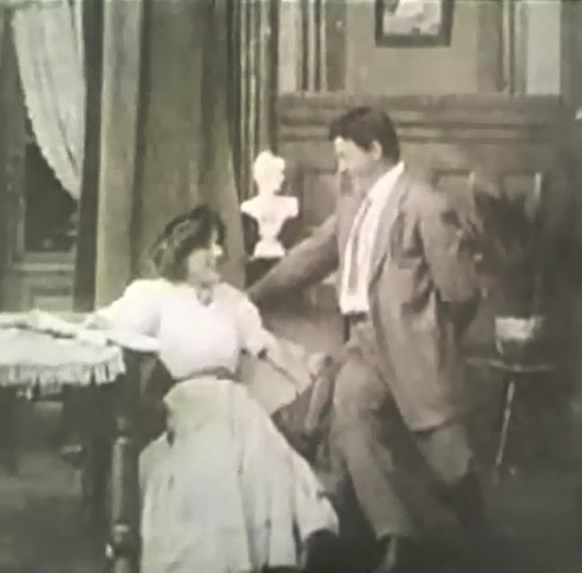 Linda-Arvidson-and-Harry-Solter-in-A-Calamitous-Elopement-1908-director-DW-Griffith-00