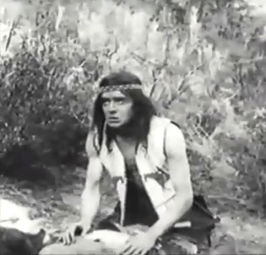 Robert Harron in A Temporary Truce 1912 director DW Griffith cinematographer Billy Bitzer 00
