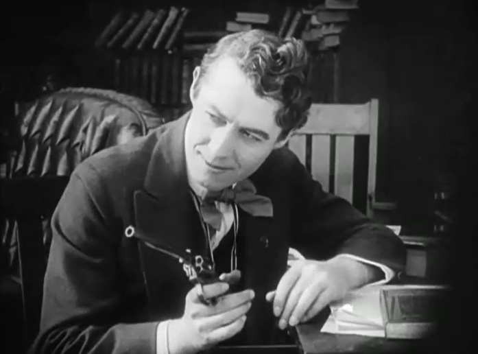 Henry Walthall in The Avenging Conscience 1914 director DW Griffith cinematographer Billy Bitzer 14