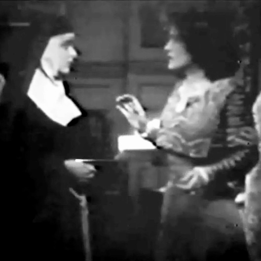 Blanche Sweet and Claire McDowell in The Long Road 1911 01