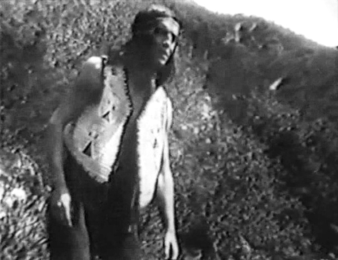 Robert Harron in The Yaqui Cur 1913 director DW Griffith cinematographer Billy Bitzer 001