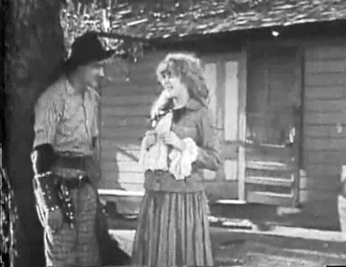 Wilfred Lucas and Blanche Sweet in Under Burning Skies 1912 03