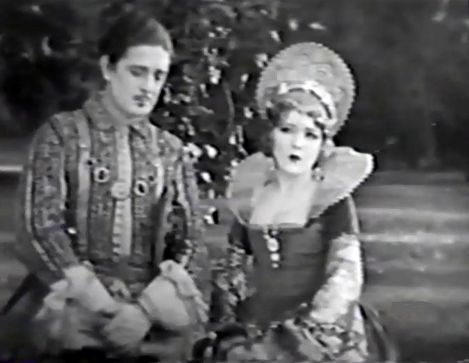Mary Pickford and Allan Forrest in Dorothy Vernon of Haddon Hall 1924 3