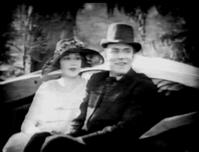 House Peters and Edith Hallor in Human Hearts 1922 2