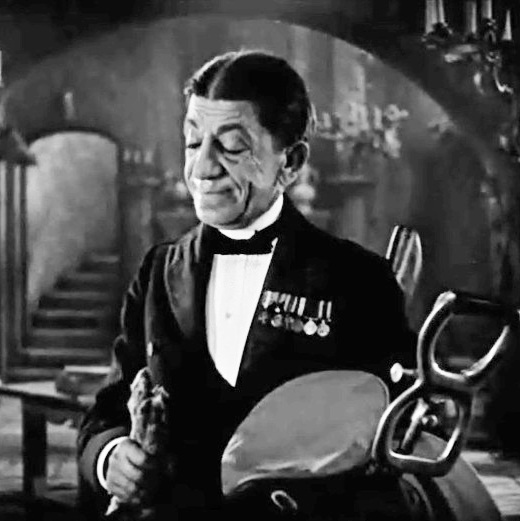 Snitz Edwards in The Prisoner of Zenda 1922 00