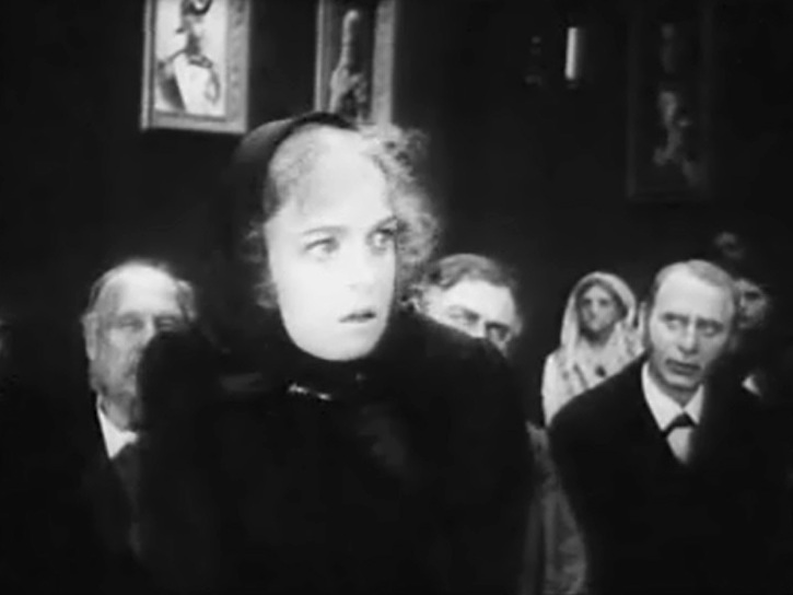 Greta Almroth in The Girl from Stormy Croft 1917 4
