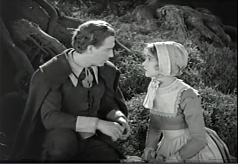 Lillian Gish and Lars Hanson in The Scarlet Letter 1926 director Victor Seastrom 11
