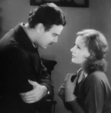 Greta Garbo And Nils Asther In The Single Standard Director John S Robertson 1929 02jr