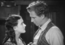 Marceline Day And Lars Hanson In Captain Salvation Director John Robertson 1927 333