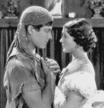 Marceline Day And Ramon Novarro In The Road To Romance 1927 Director John Robertson 2