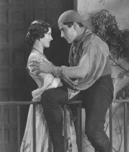 Marceline Day And Ramon Novarro In The Road To Romance 1927 Director John Robertson 7