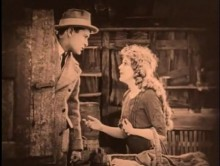 Mary Pickford And Lloyd Hughes In Tess Of The Storm Country Director John S Robertson 1922 35