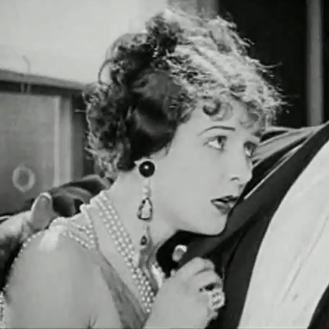 Marceline Day in Luck o the Foolish a Mack Sennett comedy 1924 000