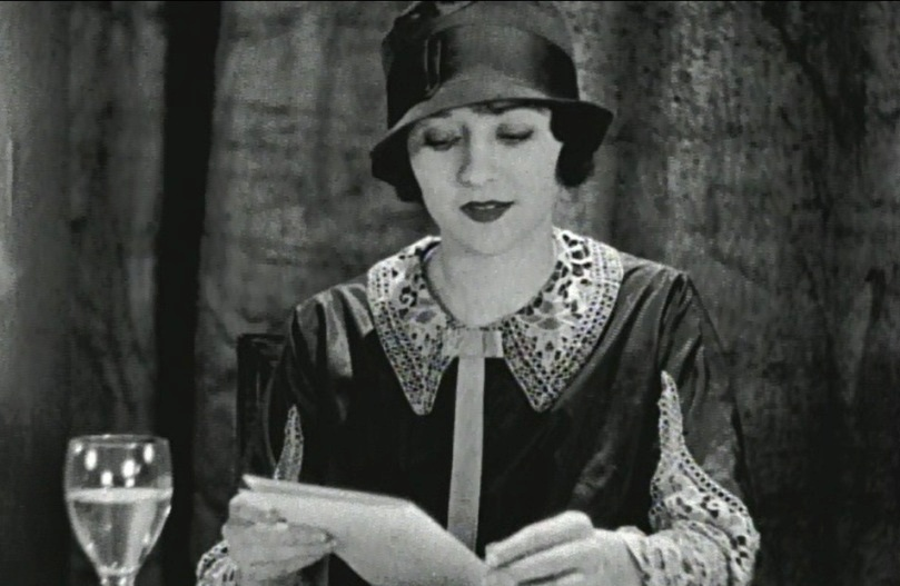 Marceline Day in That Model from Paris 1926 3