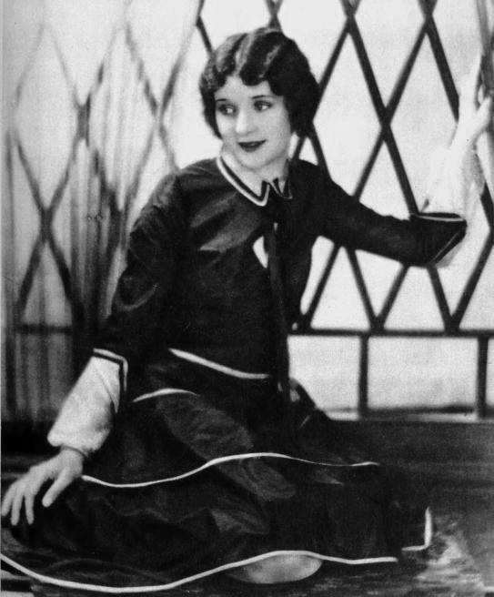 Marceline Day in The Boyfriend 1926