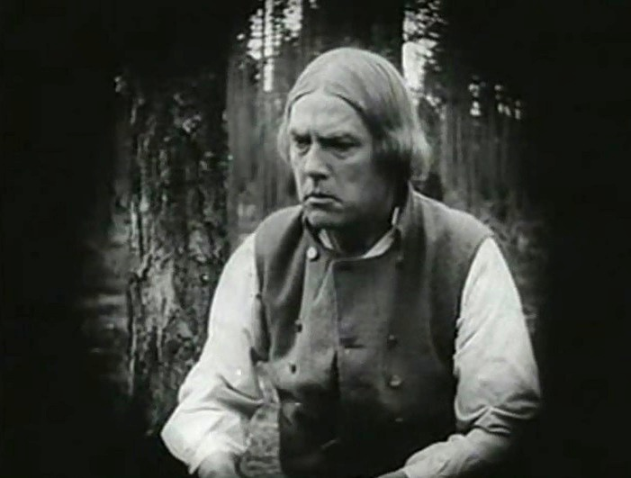Victor Seastrom in ingmars sons 1919 06