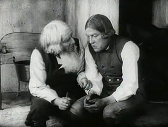 Victor Seastrom in ingmars sons 1919 07
